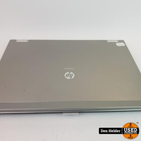 HP Elitebook 8440p Windows 7 Laptop i5 4GB 120GB SSD - In Prima Staat