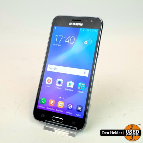 Samsung Galaxy J3 2016 8GB Grijs - In Prima Staat