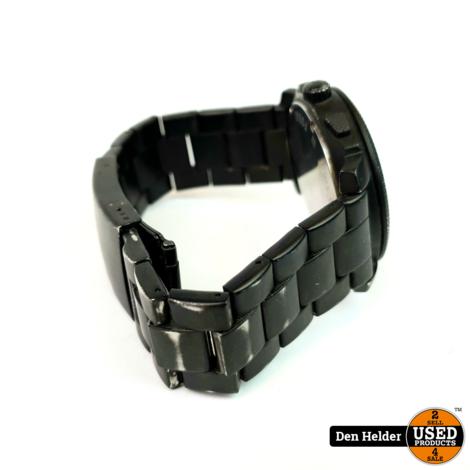 Fossil FS4682 Zwart Herenhorloge - In Goede Staat