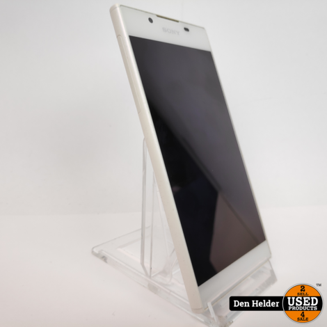 Sony Xperia L1 16GB Wit 13MP - In Prima Staat