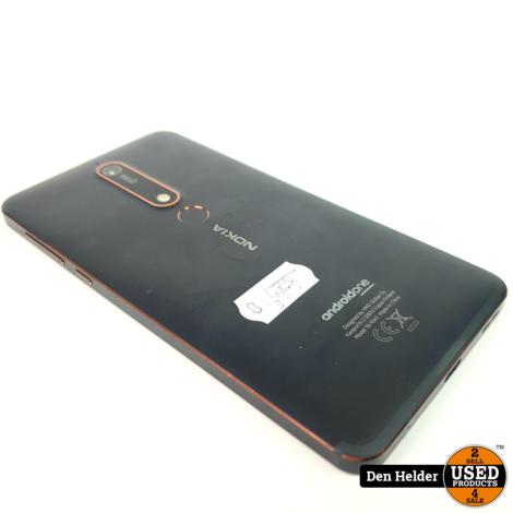 Nokia 6.1 Black 32GB Dualsim - In Prima Staat