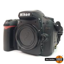 Nikon Nikon D90 12.3 MP Spiegel Reflex Camera Body - Zo Goed Als Nieuw