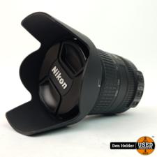 Nikon Nikon 18-200mm DX SWM VR ED IF Camera Lens - Zo Goed Als Nieuw
