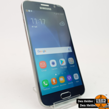 Samsung Samsung Galaxy S6 32GB Blue - In Goede Staat
