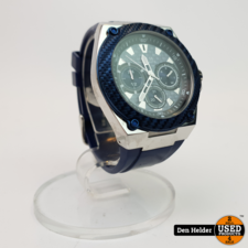 Geuss Guess W1049G1 Heren Horloge - In Prima Staat