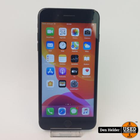 iPhone 7 Plus 32GB Black Accu 100% - In Goede Staat