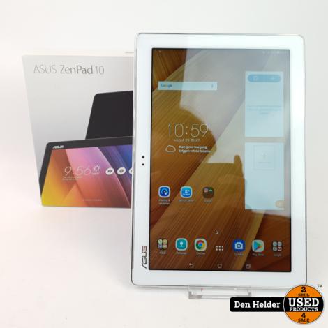 Asus Zenpad 10 Z300M Rose Gold 16GB Wi-Fi - In Goede Staat