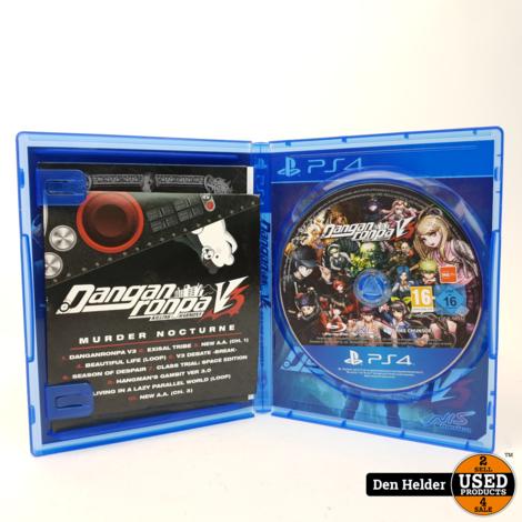Dangan Ronpa V3 incl. Soundtrack PlayStation 4 Game - In Prima Staat