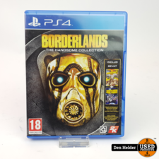 Sony Playstation 4 Borderlands The Handsome Collection PS4 Game - In Prima Staat