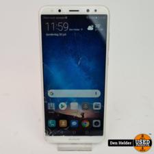 Huawei Huawei Mate 10 Lite 64GB Wit - Barst op de Display