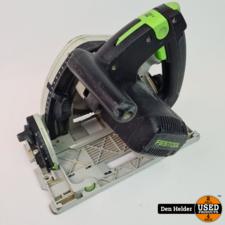 Festool Festool TS55EBQ Invalcirkelzaag (zonder geleider) - DAGDEAL