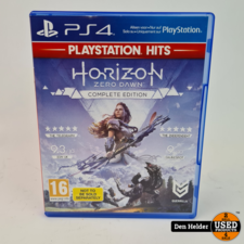 Sony Horizon Zero Dawn Complete Edition PS4 Game - In Prima Staat