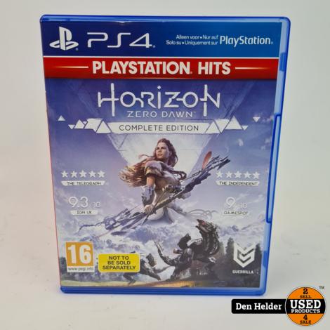 Horizon Zero Dawn Complete Edition PS4 Game - In Prima Staat