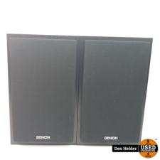 Denon Denon SC-M41 Hi-Fi Speakers 60 W Zwart - Nieuw uit Doos
