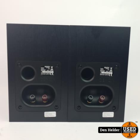 Denon SC-M41 Hi-Fi Speakers 60 W Zwart - Nieuw uit Doos
