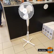 Platinet Platinet Staventilator 40 Watt Wit / Zwart - Nieuw in Doos