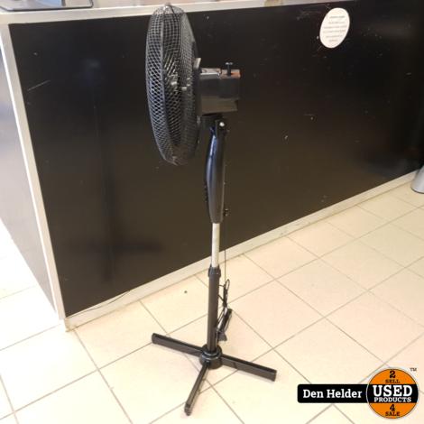 Platinet Staventilator 40 Watt Wit / Zwart - Nieuw in Doos