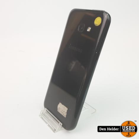 Samsung Galaxy A5 2017 32GB Zwart - In Prima Staat