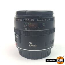 Canon Canon EF 24mm 1-28 Pancake Lens - In Prima Staat