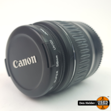 Canon Canon EFS 18-55mm Super 58mm Lens - In Prima Staat