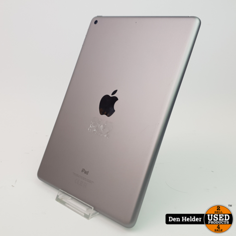 Apple iPad 6e Generatie 32GB Space Gray 9.7 Inch Wifi - In Prima Staat