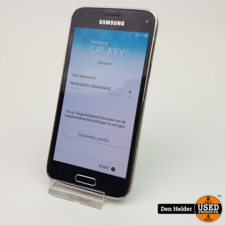 Samsung Samsung Galaxy S5 Mini 16GB - Incl BTW - In Goede Staat