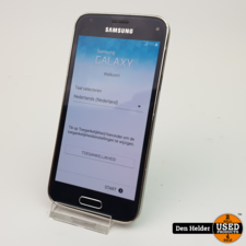 Samsung Samsung Galaxy S5 Mini 16GB - Incl BTW - In Goede Staat