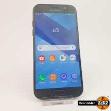 Samsung Samsung Galaxy A5 2017 32GB Zwart - In Prima Staat