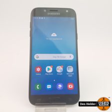 Samsung Samsung Galaxy J5 2017 16GB Zwart - In Prima Staat