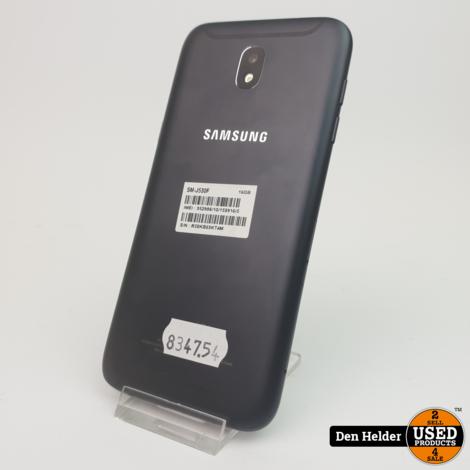 Samsung Galaxy J5 2017 16GB Zwart - In Prima Staat