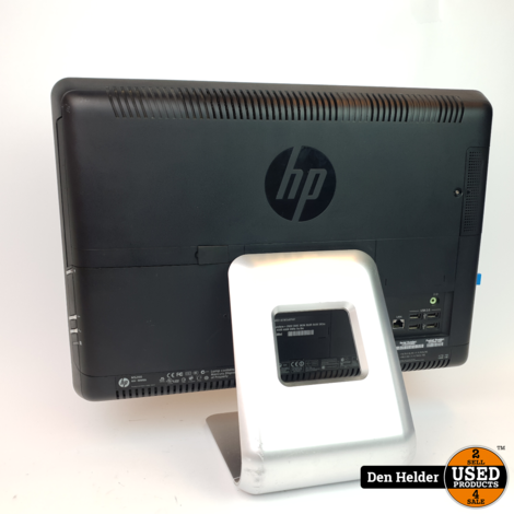 HP MS228NL All in One Desktop PC AMD X2 200GB 4GB - In Prima Staat