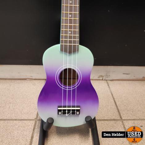 Ukelele Mint Purple - Nieuw