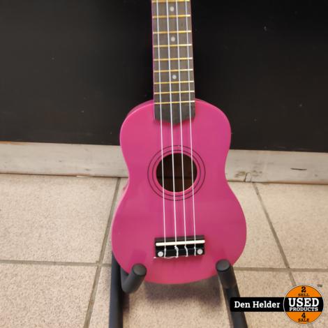 Ukelele Pink - Nieuw