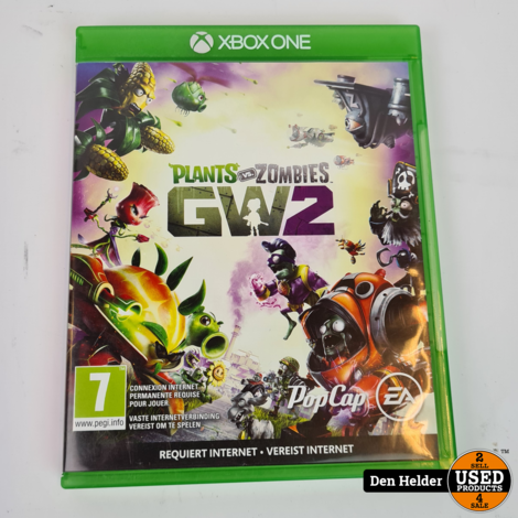 Plants vs Zombies GW2 Microsoft Xbox One Game - In Prima Staat