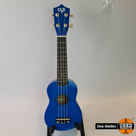 Ukelele Blue - Nieuw