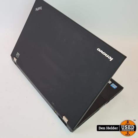 Lenovo T520 i5 4GB RAM 128GB SSD - In Prima Staat