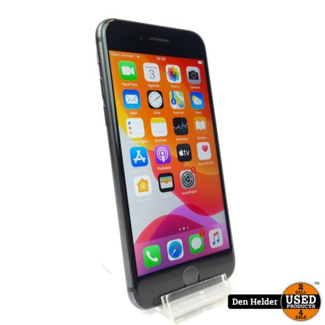 iPhone 8 64GB Zwart Accuconditie 89% - In Goede Staat