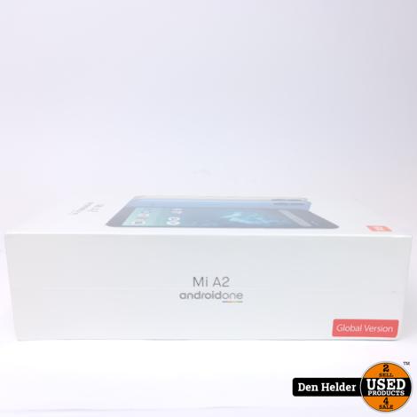 Xiaomi Mi A2 32GB Zwart - Nieuw in doos