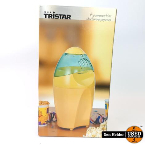 Tristan Popcornmachine - Nieuw