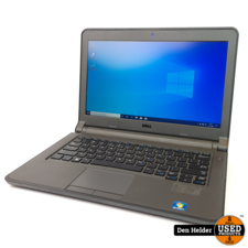 Dell Dell Latitude 3340 Intel Core i3 Laptop 500GB - In Goede Staat