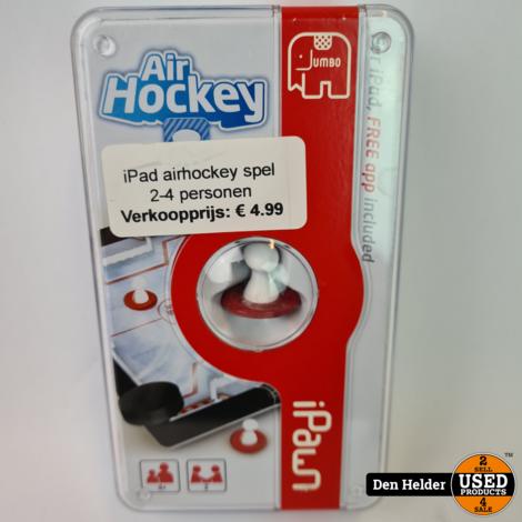 Jumbo Air Hockey Ipad - In Prima Staat