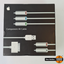 Apple Apple Component AV Cable - In Prima Staat