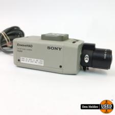 Sony Sony SSC DC338P Bewakingscamera Analoog - In Prima Staat