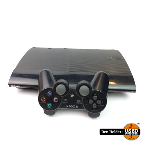 Sony PlayStation 3 Ultra Slim 12GB - In Goede Staat