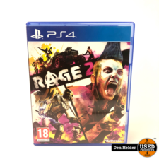 Rage 2 PS4 Game - In Goede Staat