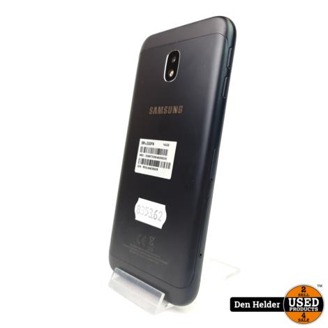 Samsung Galaxy J3 (2017) 16GB Zwart - In Nette Staat