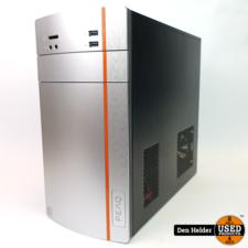 Game PC Desktop i3 8GB DDR4 128GB SSD 500GB HDD GTX 1050 - ZGAN