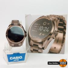 Michael MKT5007 Dames Smartwatch Bronze - In Prima Staat