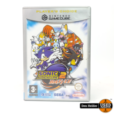 Sonic Adventure Battle 2 Nintendo Gamecube - In Prima Staat