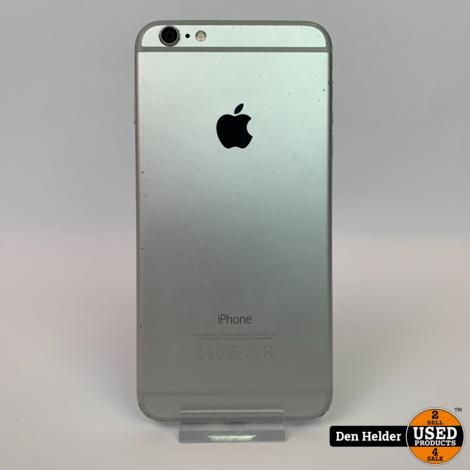 Apple iPhone 6 Plus 16GB Zilver - In Nette Staat